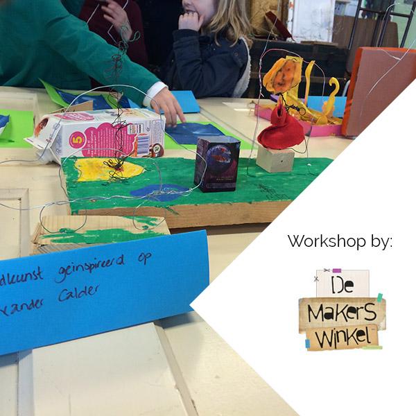 Workshop Creative Life